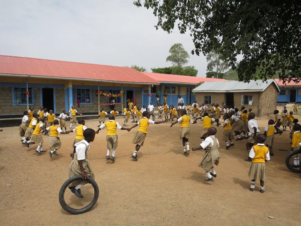 Albert Schweitzer Schulein Kisumu Kenia